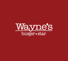wayne's burger star